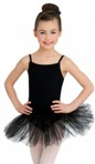 Capezio 9814C Child Camisole Tutu Dress