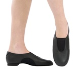 Capezio CP01 Unisex Slip-on V Jazz Low Shoe