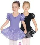 Children's Leotards - Skirted
