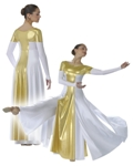 liturgical dance dressess