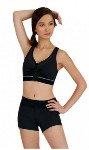 capezio 10259 dance active bra top color swatch