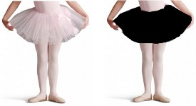 capezio 10626c child fairy petal tutu color swatch
