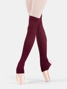 body wrappers 194 adult stirrup 27 inch leg warmers