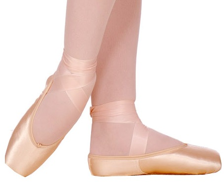 grishko elite pointe shoe