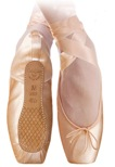 grishko elite pro pointe shoe color swatch
