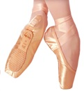 grishko triumph pointe shoe color swatch