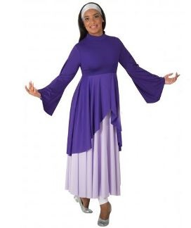 body wrappers 529 tunic