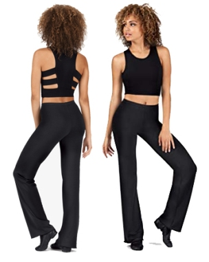 body wrappers mt0691 jazz pants