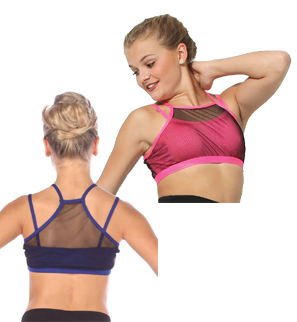 body wrappers mt225 cami bra