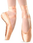 bloch s0109l s0109s hannah stronge pointe shoe