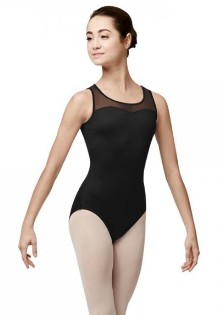 bloch l7725 laguna high back tank leotard center