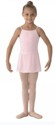 bl ms12ch girls georgette mock wrap skirt pink color swatch