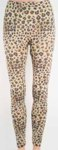 amb 1400-115 baby leopard long leggins nude