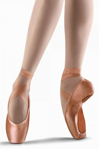 bloch s0177 axistretch pointe shoe