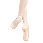 capezio 1142w ava pointe shoe color swatch
