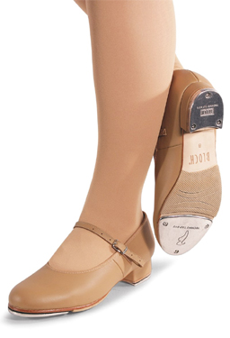 bloch s0302g girls jazz tap shoes
