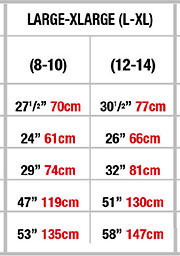 body wrappers p1002c childrens tiler peck power mesh zip front leotard sizing chart