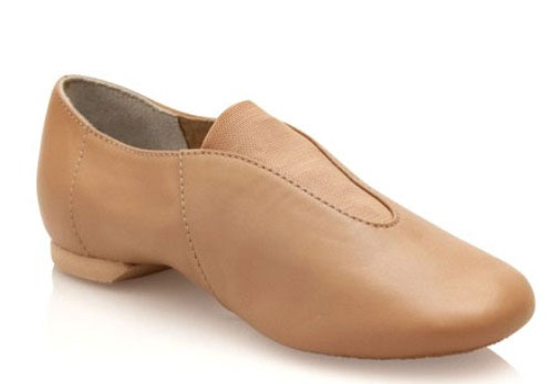 capezio cp05 show stopper slip-on jazz shoe