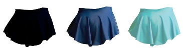 capezio mc814w meryl collection adult circle skirt color swatch 1