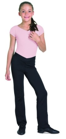 bloch v front jazz pants