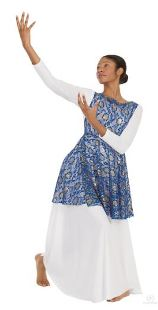 eurotard 65568 Heavenly Lace Tunic