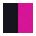 eurotard 33519 black fuchsia color swatch