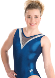 gk elite 3797 moonstone gymnastics tank leotard color swatch