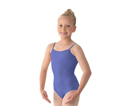 mirella 201cd child camisole leotard