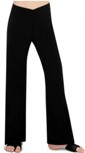 capezio tc750c tactel collection childrens jazz pants color swatch