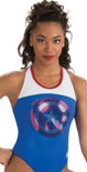 NEW ARRIVALS - Marvel's Superhero Gymnastics/Dance collection