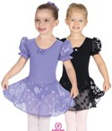 Children Skirted Leotards