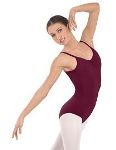 eurotard 10527 cotton classic camisole leotard
