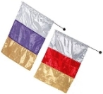 eurotard 13flm metallic tricolor flag