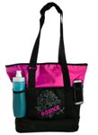 horizon dance 8001 tweet tote-blue