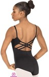 Eurotard 44726M Bridgette Adult  Microfiber Trestle Back Leotard