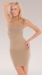 julie france leger jf017 ultraweight strapless dress shaper