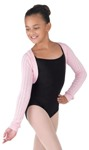 bloch cz6539b knitted shrug