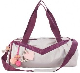 capezio b158 totally charming dance duffle bag