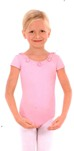 eurotard 33914c child flower pearl leotard