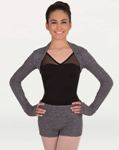 body wrappers p407 adult shrug