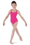 bloch cl1637 childrens cross back camisole leotard