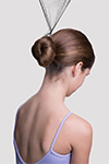 bloch a0802 3 pack hair net
