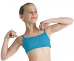 bloch cz1955 celestine x back crop top