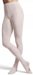 bloch t0982l ladies contoursoft adaptatoe tights