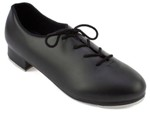 so danca ta42 adults leather oxford tap shoe