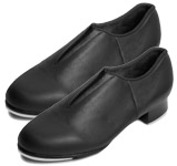 bloch s0389l ladies tap-flex slip-on tap shoe