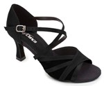 "so danca bl162 rikki 2.5"" heel open toe ballroom shoe"