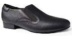 so danca bl106 radost mens slip on ballroom shoe