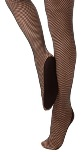 cap-3000 capezio professional seamless fishnet tights
