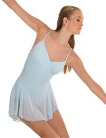 body wrappers k261 camisole dance dress